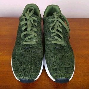 Mens Nike Air Max Modern Flyknit Khaki Green Sz 8 NWT